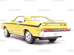 Модель Buick GSX, 22433W, игрушки