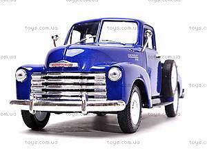 Модель Chevrolet 3100, 22087W, игрушки