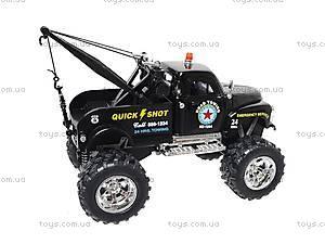 Модель Chevrolet 3100 Wrecker, KT5333W, детские игрушки