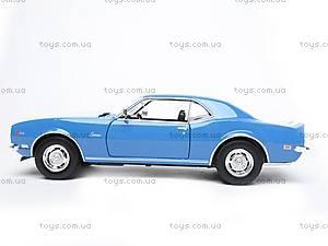 Модель Chevrolet Camaro Z28 1968, масштаб 1:24 , 22448W