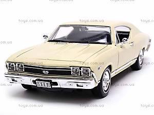 Модель Chevrolet Chevelle SS 396, 29397W