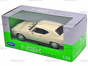 Модель Chevrolet Chevelle SS 396, 29397W, купить