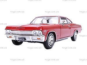 Модель Chevrolet Impala SS, 22417W, купить