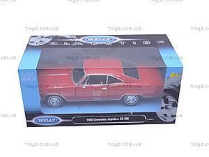 Модель Chevrolet Impala SS, 22417W, отзывы