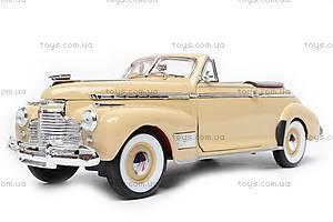 Модель Chevrolet Special Deluxe, масштаб 1:24, 22411W, игрушки