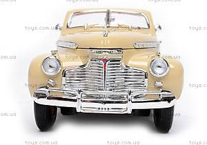 Модель Chevrolet Special Deluxe, масштаб 1:24, 22411W, детские игрушки