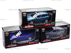 Модель джипа «Автодром» Porsche Cayenne, 6427