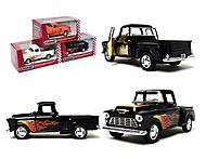 Игрушечная модель джипа Chevy Stepside Pick-Up, KT5330FW, отзывы