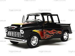 Игрушечная модель джипа Chevy Stepside Pick-Up, KT5330FW, игрушки