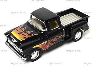 Игрушечная модель джипа Chevy Stepside Pick-Up, KT5330FW, детские игрушки