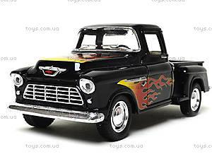 Игрушечная модель джипа Chevy Stepside Pick-Up, KT5330FW, магазин игрушек