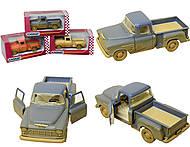 Металлический джип Chevy Stepside Pick-Up 1955 (Muddy), KT5330WY, купить