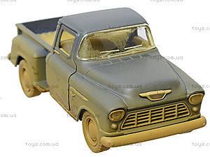 Металлический джип Chevy Stepside Pick-Up 1955 (Muddy), KT5330WY, фото