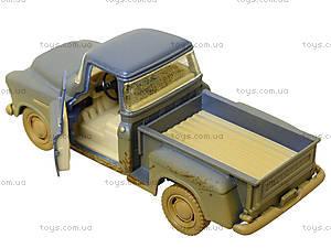 Металлический джип Chevy Stepside Pick-Up 1955 (Muddy), KT5330WY, цена