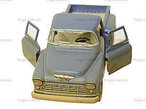 Металлический джип Chevy Stepside Pick-Up 1955 (Muddy), KT5330WY, магазин игрушек