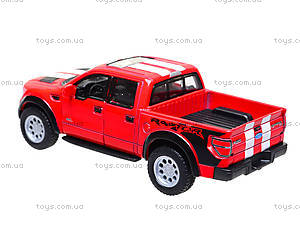 Игровая модель машины Ford F-150 SVT Raptor, KT5365FW, купить