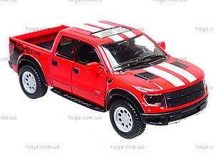 Игровая модель машины Ford F-150 SVT Raptor, KT5365FW, фото