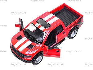 Игровая модель машины Ford F-150 SVT Raptor, KT5365FW, отзывы