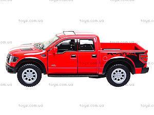 Игровая модель машины Ford F-150 SVT Raptor, KT5365FW, цена
