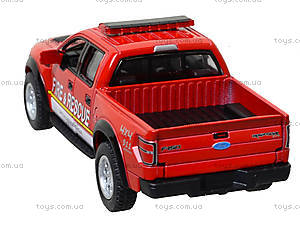 Коллекционная модель Ford F-150 SVT Police/Fire, KT5365WPR, отзывы