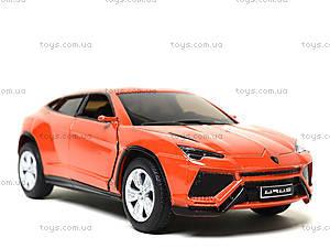 Коллекционная машинка Lamborghini Urus, KT5368W, цена