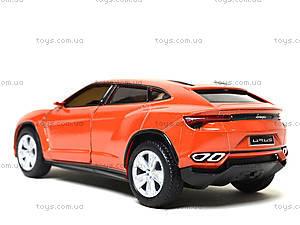 Коллекционная машинка Lamborghini Urus, KT5368W, детские игрушки