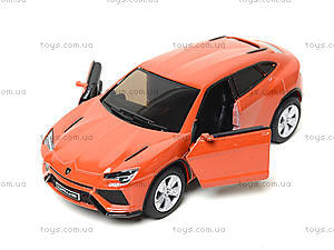 Коллекционная машинка Lamborghini Urus, KT5368W, toys.com.ua
