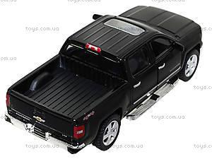 Машина металлическая Chevrolet Silverado, KT5381W, игрушки