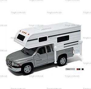 Игрушечный джип Dodge RAM (Truck Camper), KT5503W