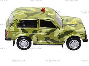 Инерционная модель военного джипа «Автопарк», 6400C, цена