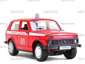 Пожарный джип «Автопарк», 6400E, купить