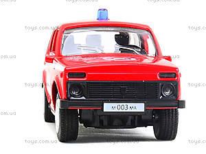 Пожарный джип «Автопарк», 6400E, фото
