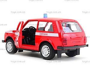 Пожарный джип «Автопарк», 6400E, отзывы