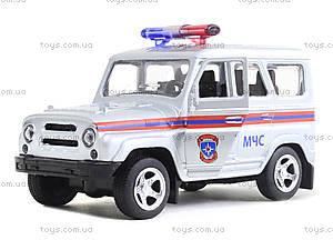 Модель джипа МЧС «Автопарк», 6401F, купить