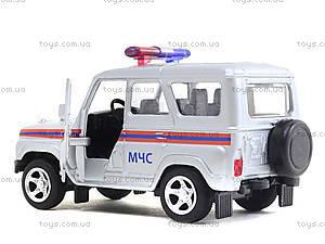 Модель джипа МЧС «Автопарк», 6401F, цена