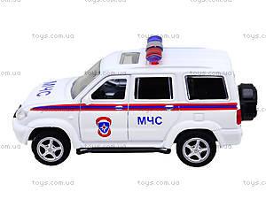 Инерционный автомобиль «Автопарк. МЧС», 6403A, купить