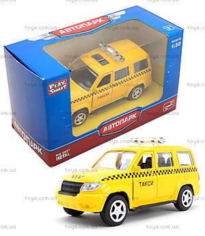 Игрушечный джип «Автопарк Такси», 6403B