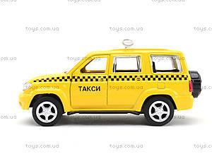 Игрушечный джип «Автопарк Такси», 6403B, цена