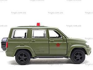 Военный джип «Автопарк», 6403E, фото