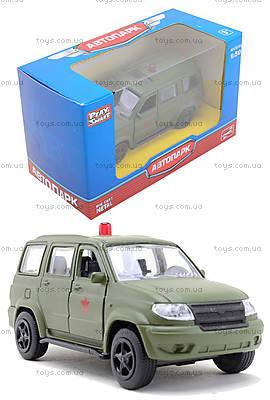 Военный джип «Автопарк», 6403E