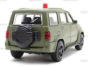 Военный джип «Автопарк», 6403E, игрушки