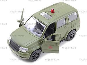 Военный джип «Автопарк», 6403E, детские игрушки
