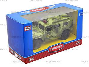 Инерционный джип «Автопарк», 6408A, магазин игрушек