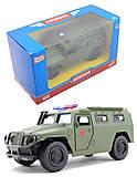 Военная модель джипа «Автопарк», 6408C