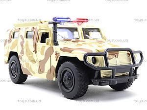 Металлическая модель джипа «Автопарк», 6408D, цена