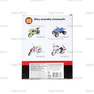 Модель для сборки «Полицейский мотоцикл», 10784-3088E, купить