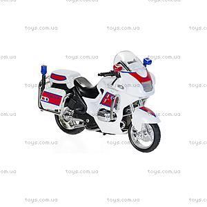 Модель для сборки «Полицейский мотоцикл», 10784-3088E, фото