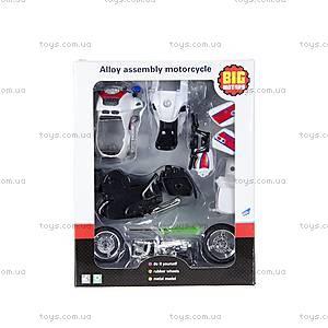 Модель для сборки «Полицейский мотоцикл», 10784-3088E