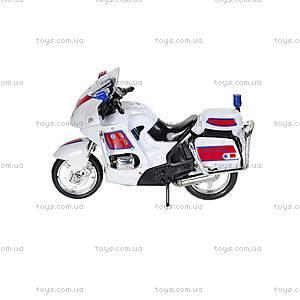 Модель для сборки «Полицейский мотоцикл», 10784-3088E, отзывы