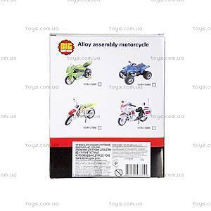 Модель для сборки «Спортивный квадроцикл», 10784-2688E, отзывы